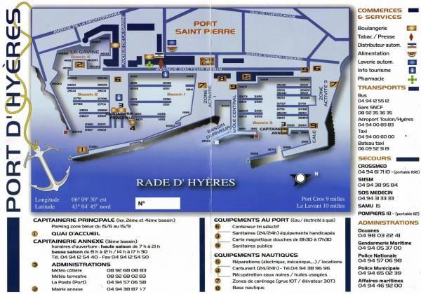 business plan location bateau hyeres